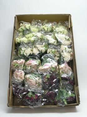 Kytica ruža x 7