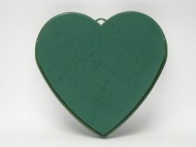 Florex srdce 37cm na plast.podstavci