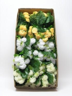 Kytica chryzantéma x 12