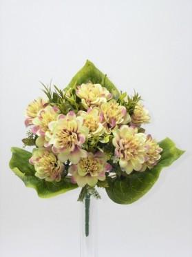 Kytica chryzantéma x 17