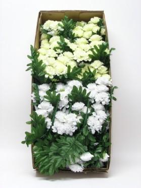 Kytica chryzantéma x 10