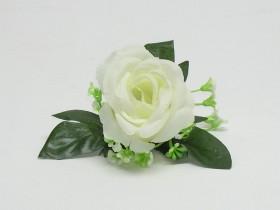 Ruža puk hl. s listom