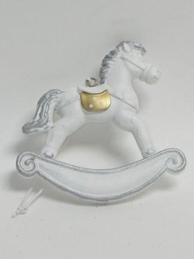 Koník hojdací záves. 9cm