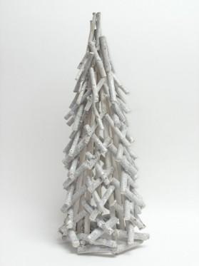 Stromček drevený 22x61 cm