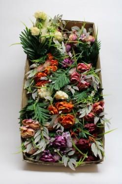Kytica ruža + prízdoby