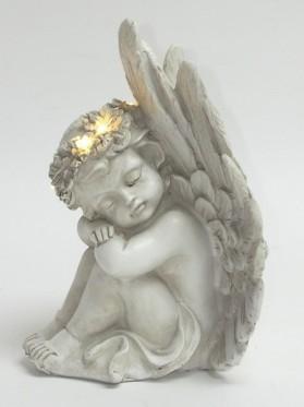 Anjel sediaci LED 21 cm