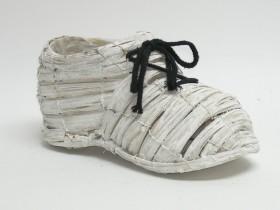 Topánka prútená