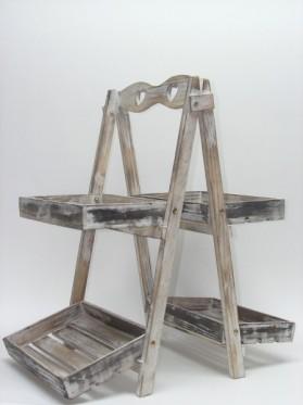 Stojan drevený 65 cm