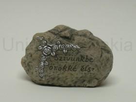 Dekoračný kameň na hrob