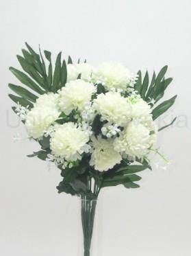 Kytica chryzantéma x 14